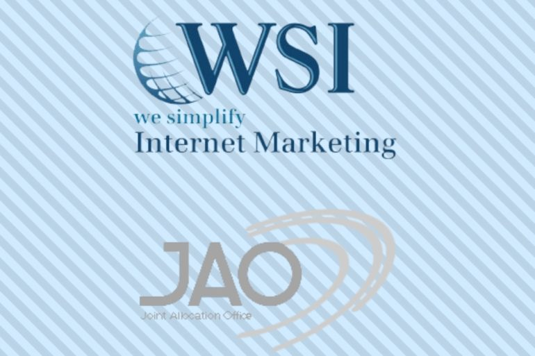 Everything you need to know about WSI and JAO